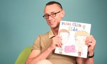 Chuck Palahniuk Reads Fight Club - For Kids!
