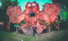 Exploring The Art At Gottwood Festival