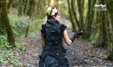 Raggedy Studios: Quirky couture made out of recycled clothing and material