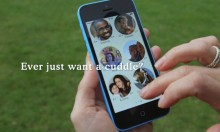 There's An App Dedicated To Cuddling