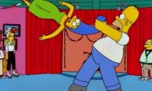 A Giant Gif Dump Of Simpsons Characters Dancing