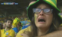 The World's Saddest Brazilians :'(