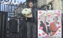 Pranking Theresa May On Valentine's Day