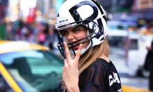 DKNY Spring/Summer 2014 Draft Video feat. A$AP Rocky, Jourdan Dunn, Cara Delevingne