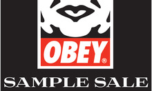 Obey Sample Sale!