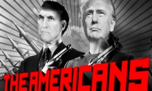 Donald Trump And Michael Flynn Star In New Series Of The Americans!