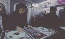Jam Master Jay's Son DJs On The Subway