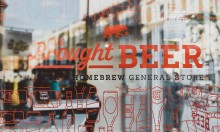 We Brought Beer - London's Best New Beer Shop
