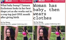 Reworked Sexist Headlines