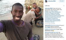 A Migrant Did Not Instagram His Journey From Africa To Spain