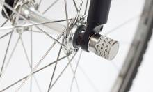 A Combination Lock For Your Bike Wheels