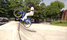 Animal's Citibike BMX