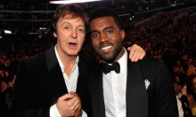 Kanye West Ft. Paul McCartney - Only One