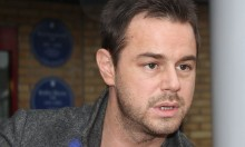 Danny Dyer Storms Set Of The Hooligan Factory