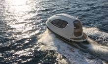 Italians Condense a Yacht Into a Luxury Pod