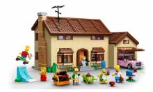 More Simpsons Lego Pics
