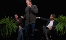 Brad Pitt & Louis CK Star In The Latest Between Two Ferns