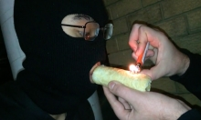 Using A Sausage Roll To Smoke Weed