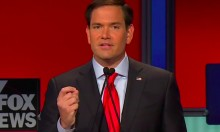 Republican Presidential Candidate Hits Kid In Face With Football