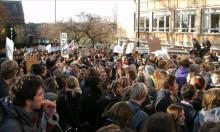 Anti-Austerity Protests in Bristol