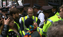 Coming soon - Don't Panic kettle the cops at the Police demo!
