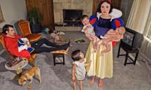 Dina Goldstein - Fallen Princesses