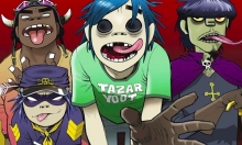 Stream Gorillaz's Politically Charged New Album Here!