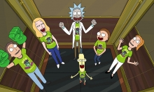 Watch The New Trailer For Season Three Of Rick And Morty