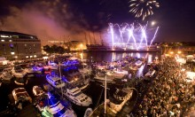 Bristol Harbour Festival confirms fireworks & water display for this weekend