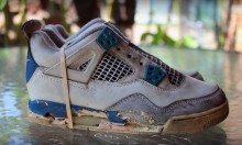 Meet The Teenage Genius Restoring Trashed Trainers
