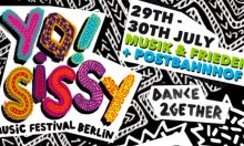 Berlin's Yo! Sissy Festival Announces 2016 Line-Up