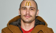 James Franco's Love Letter To McDonald's