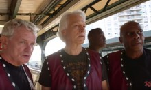 The Warriors Reunite For One Last Subway Ride