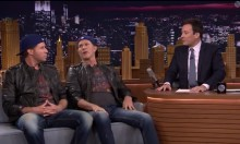 Will Ferrell and Chad Smith's Tonight Show Drum-Off
