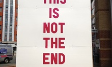 'This Is Not the End' - Leeds College of Art degree show