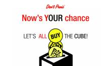 Let's all buy the Cube!