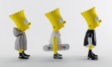 Bart Simpson Subjected To A Hypebeasting
