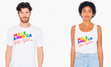 American Apparel Releases Gay Pride Collection