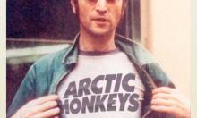 Musicians In T Shirts Of The Bands Influenced By Them
