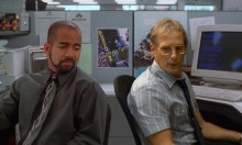 Office Space Featuring The Real Michael Bolton