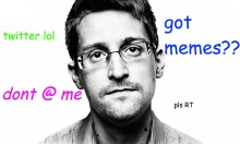 Edward Snowden Is Now On Twitter