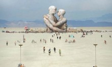 Take a sneak peak at the art installations for this years Burning Man