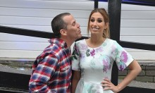Steve-O And Stacey Solomon Break Up