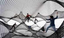 An Interactive Blow Up Net