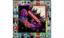 Walking Dead Monopoly!