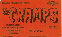 The Cramps Play an Asylum
