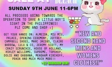 Bleach's Charity Jumble Sale