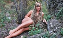 Rachel Dolezal's Amateur Modelling Days