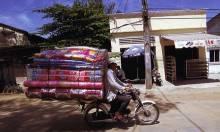 Vietnam's Overloaded Motorbikes