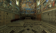 Sistine Chapel 3D Experience